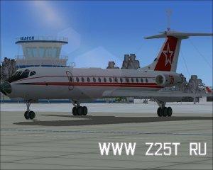 Ту-134ш