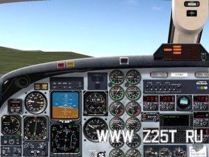 Beechcraft B1900D Региональный авиалайнер